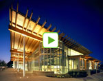 what is a LEED library
